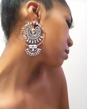 Ximena Earrings {view}