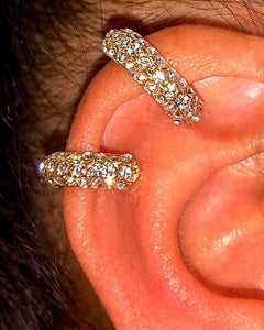 Aleia Ear Cuff Earrings 2 pc Set  {view}