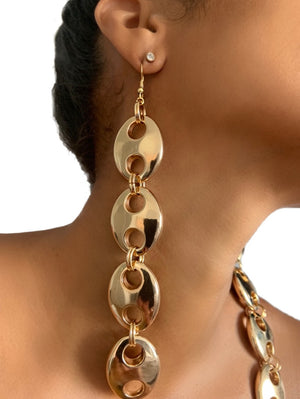 Luciana Earrings {view}
