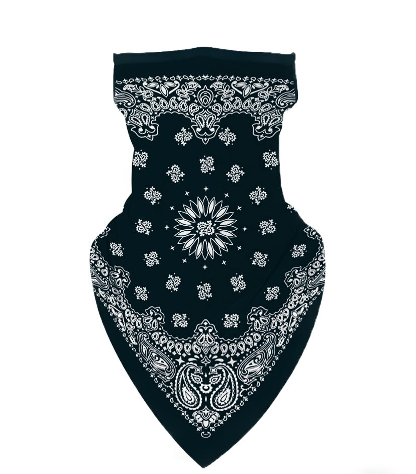 Bandana Scarf Mask {view}