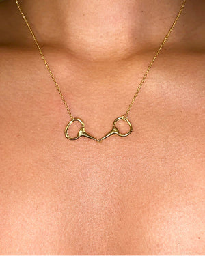Melina Necklace ~ 925 sterling silver {view}