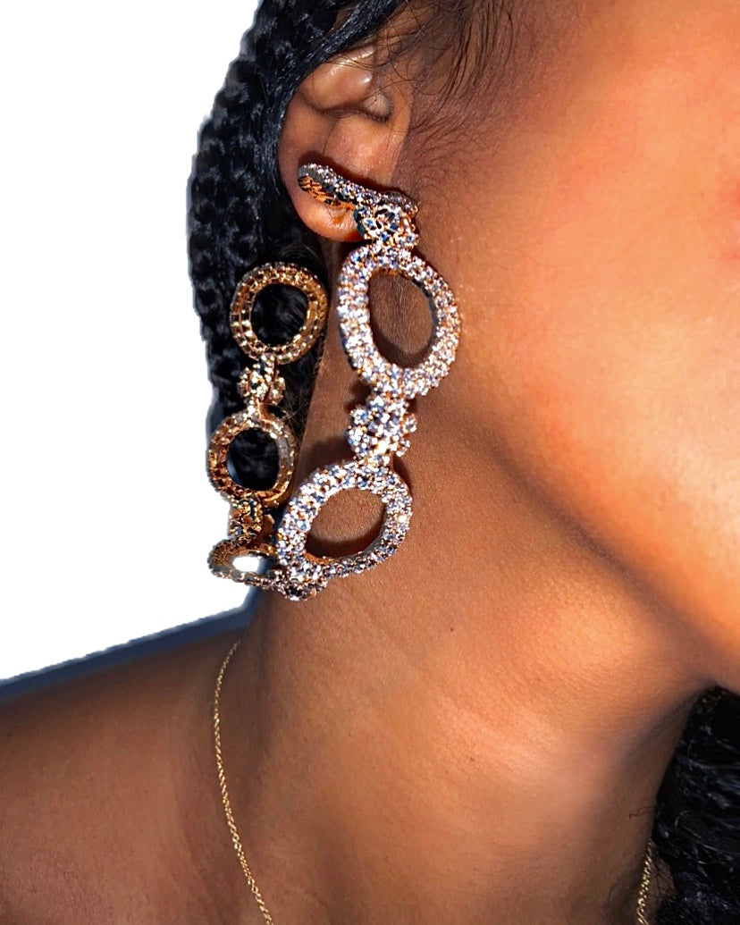 Ixana Earrings {view}