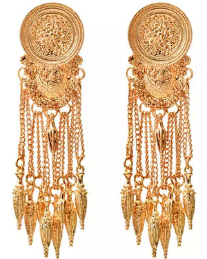 Indira Earrings {view}