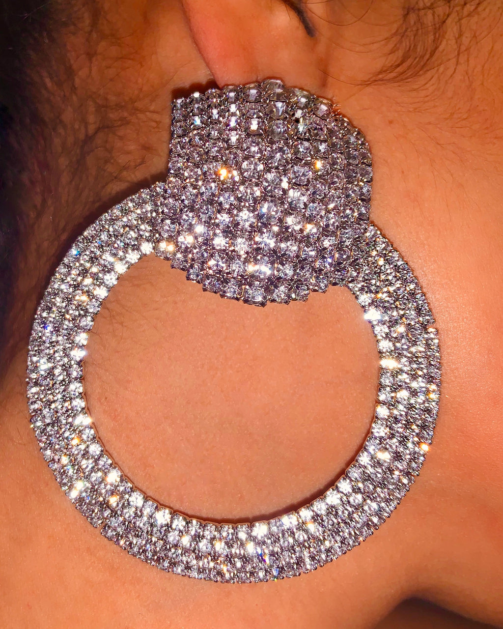 Asha Earrings {view} Restock Soon