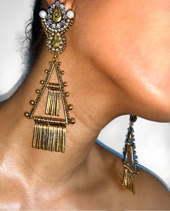 Ineska Earrings {view}