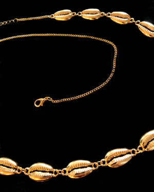 Shala Anklet {view}