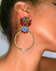 Alenka Earrings {view}