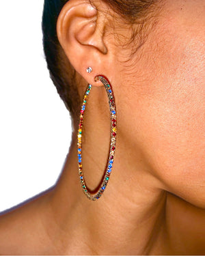 Solei Earrings {view} See Color Options