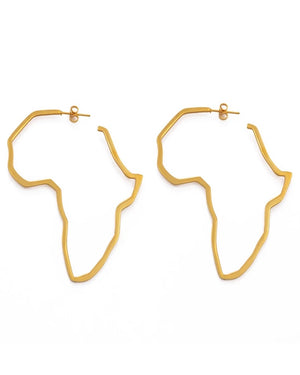Anika Africa Earrings  {view} Color Options