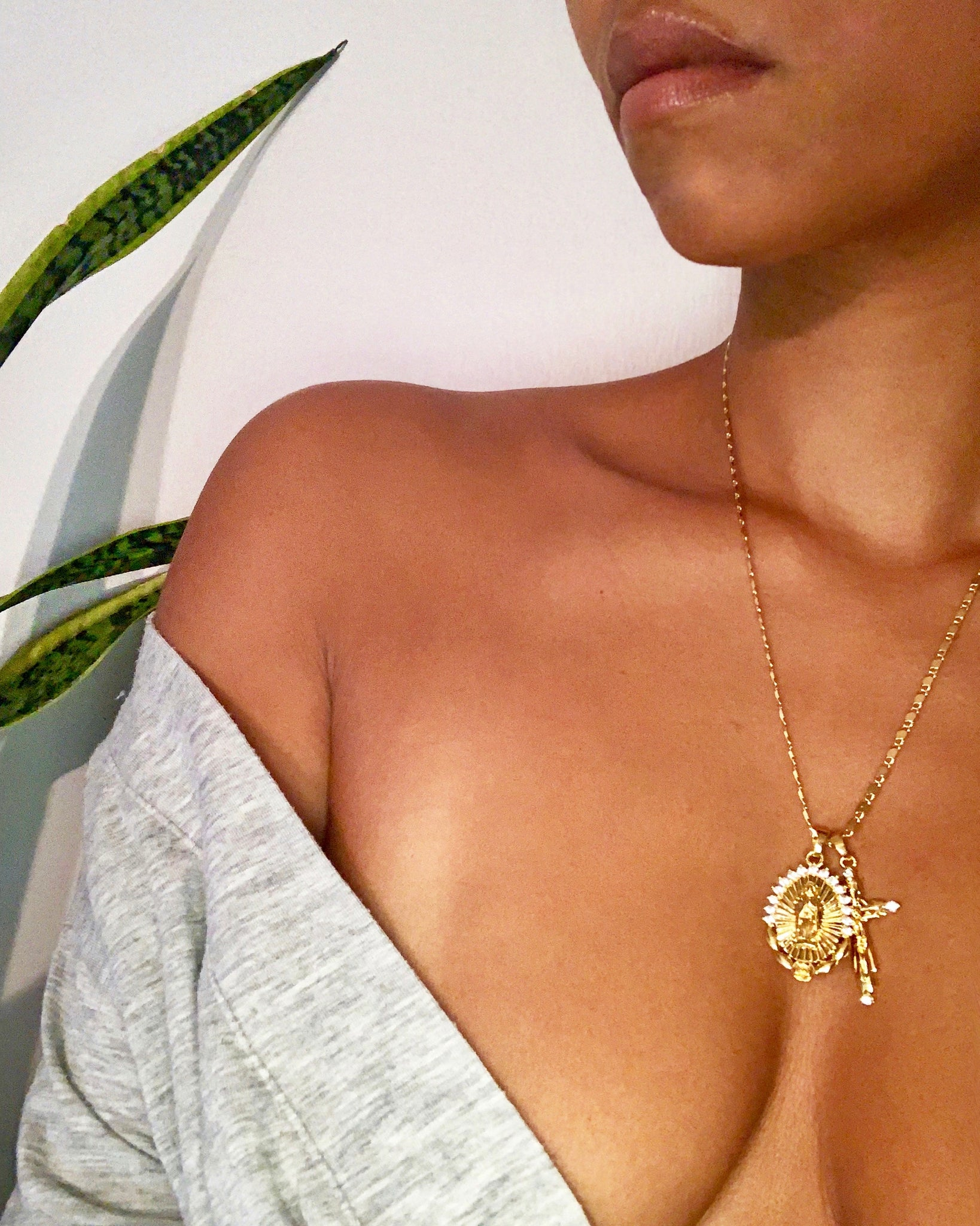 Marciana Necklace {view}