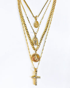 Shiloh Necklace Set {view}