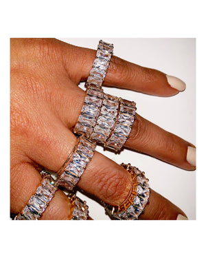 Brielle Ring 1 pc or 2 pc Ring Set $20/$36 {view}