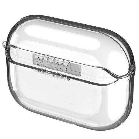 Clear Case For Apple Airpods Pro