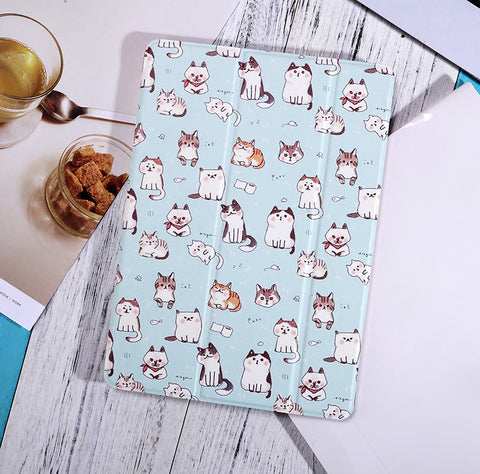 Kitty Cat Case for iPad