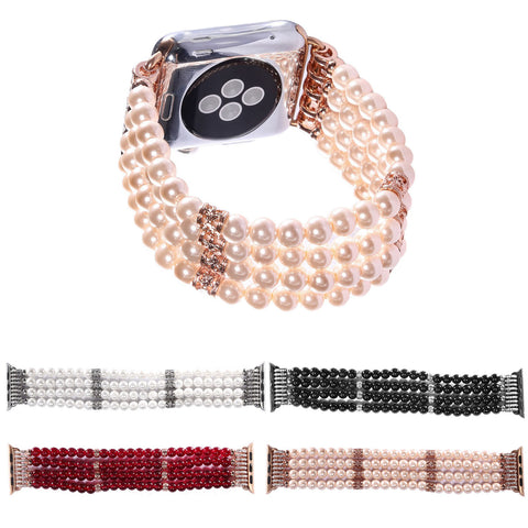 Unique Pearls Apple Watch Band 38mm / 42mm