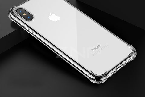 Luxury Anti-knock Silicone Case