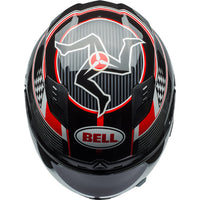 -BELL- Qualifier DLX Isle of Man Street Helmet