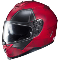 -HJC- 2017 IS-17 Marvel Deadpool Street Helmet