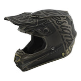 -Troy Lee Designs- 2019 SE4 Polyacrylite Mips Factory Offroad Helmet