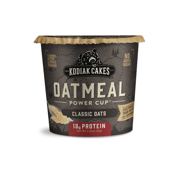 Classic Power Oats Oatmeal Cup