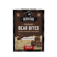 Chocolate Bear Bites
