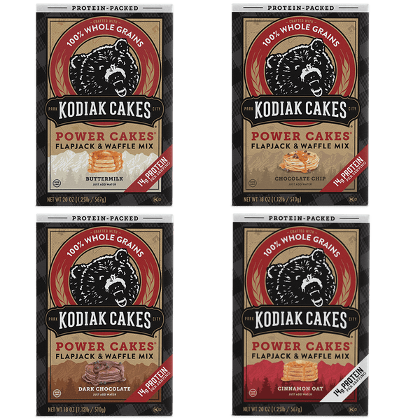 Power Cakes Variety Pack