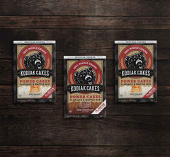 Kodiak Favorites 3 Pack