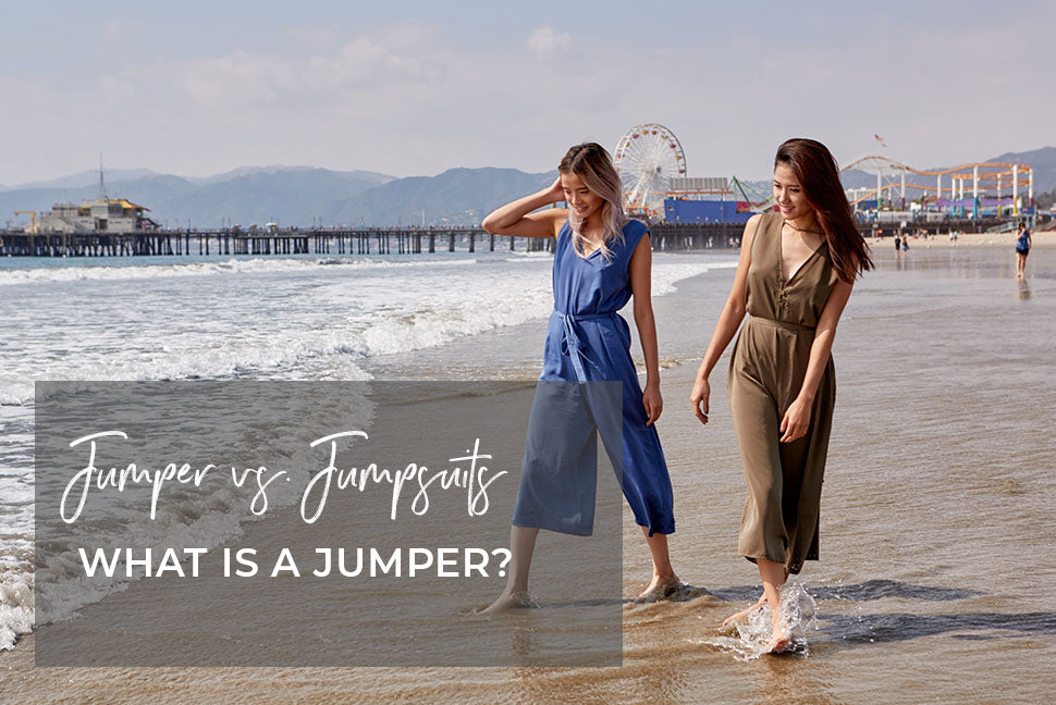What Is A Jumper Dress?