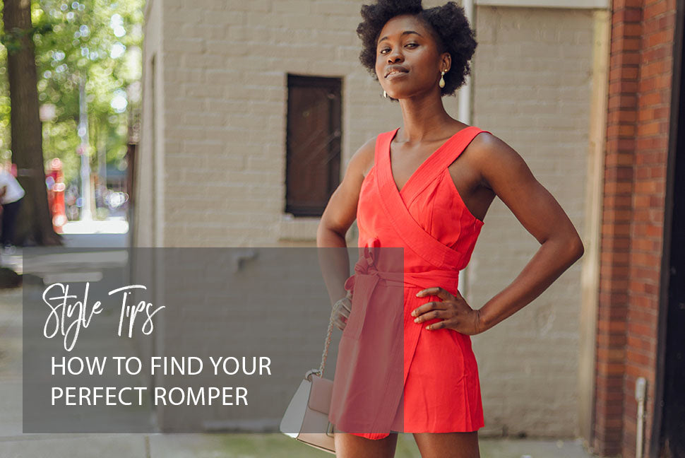 How to Find your Perfect Romper