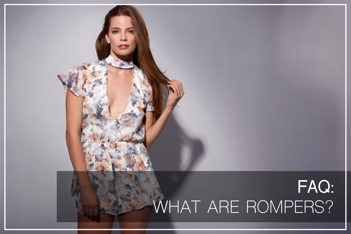 a5ad76fe33d7 What Is A Romper  Women s Romper Definition
