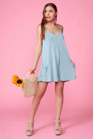Rosina Sea Foam Romper