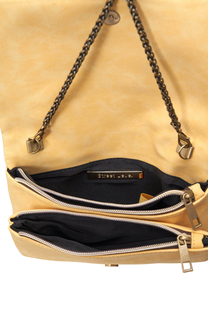Marigold Yellow Crossbody Bag