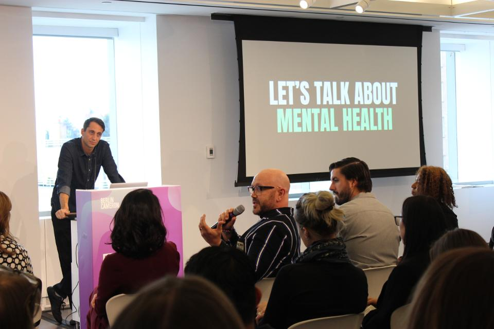 62% of Employees Want Leadership To Speak Openly About Mental Health
