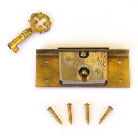 Pistol Case Lock