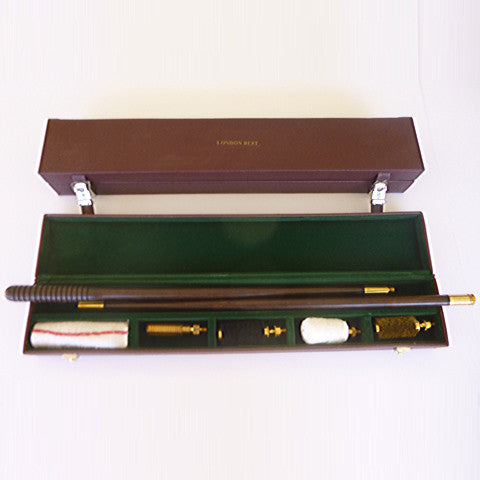 London Best Deluxe Cased Cleaning Set   12g.
