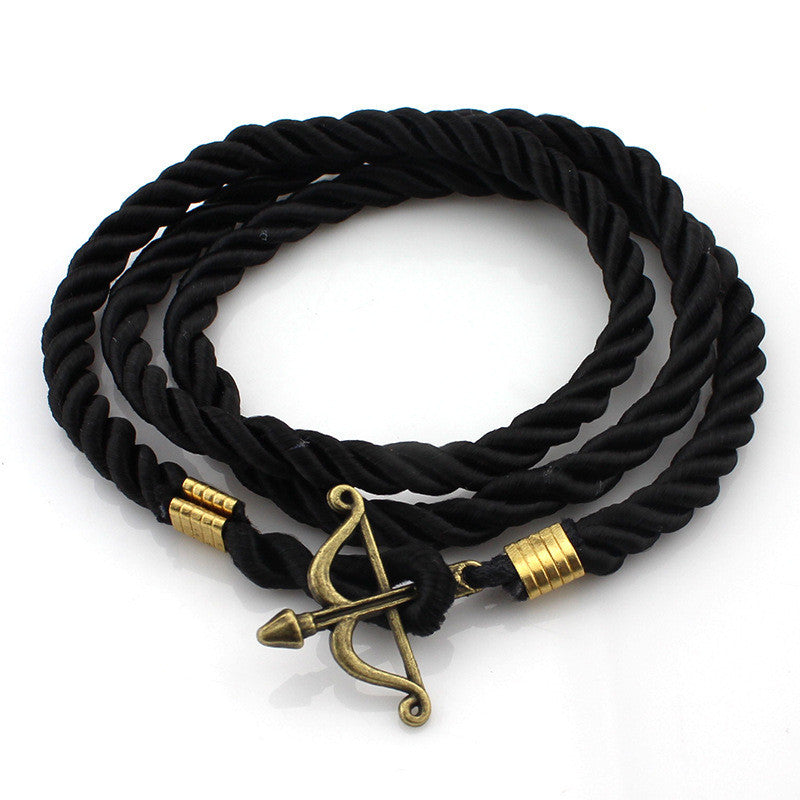 Retro Rope Bracelets - All Things Jewelry