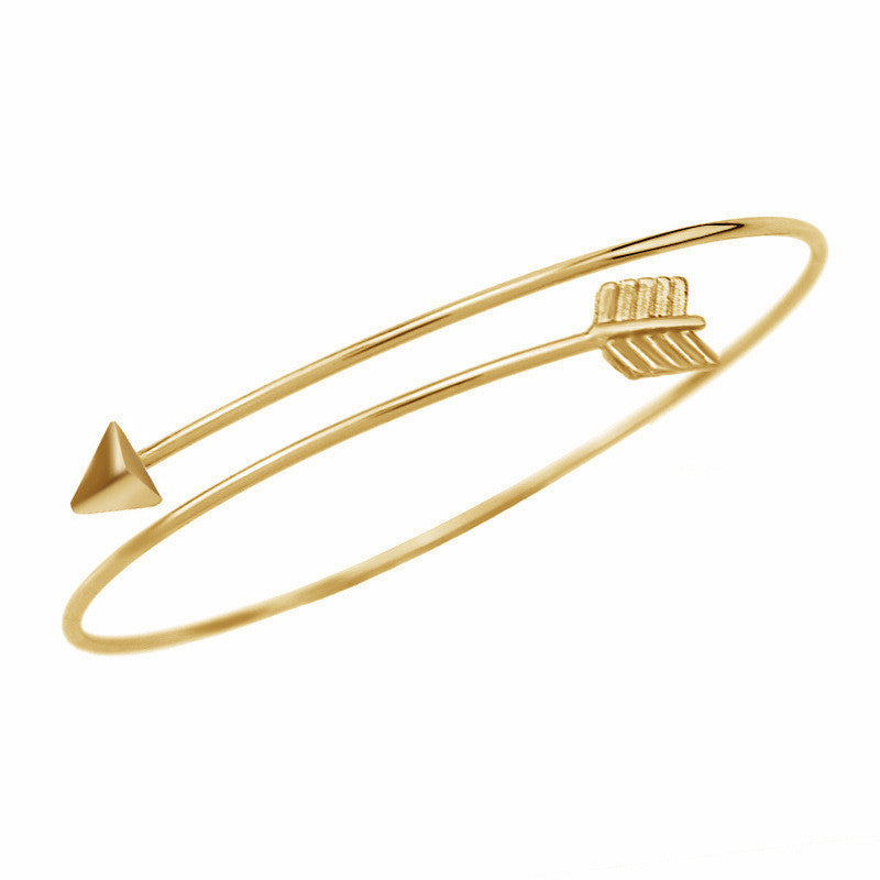 Arrow Style Bangles - Bracelets - All Things Jewelry