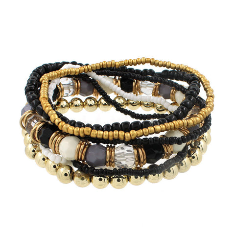 Handmade Multi-layer Bracelets - All Things Jewelry