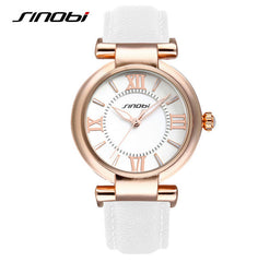 Fashion Brand Dress Gold Quartz Watch - All Things Jewelry