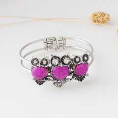 Owl Bohemian Style Retro Cute Owl Plating Bracelet - All Things Jewelry