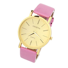 Geneva Quartz Watch - All Things Jewelry