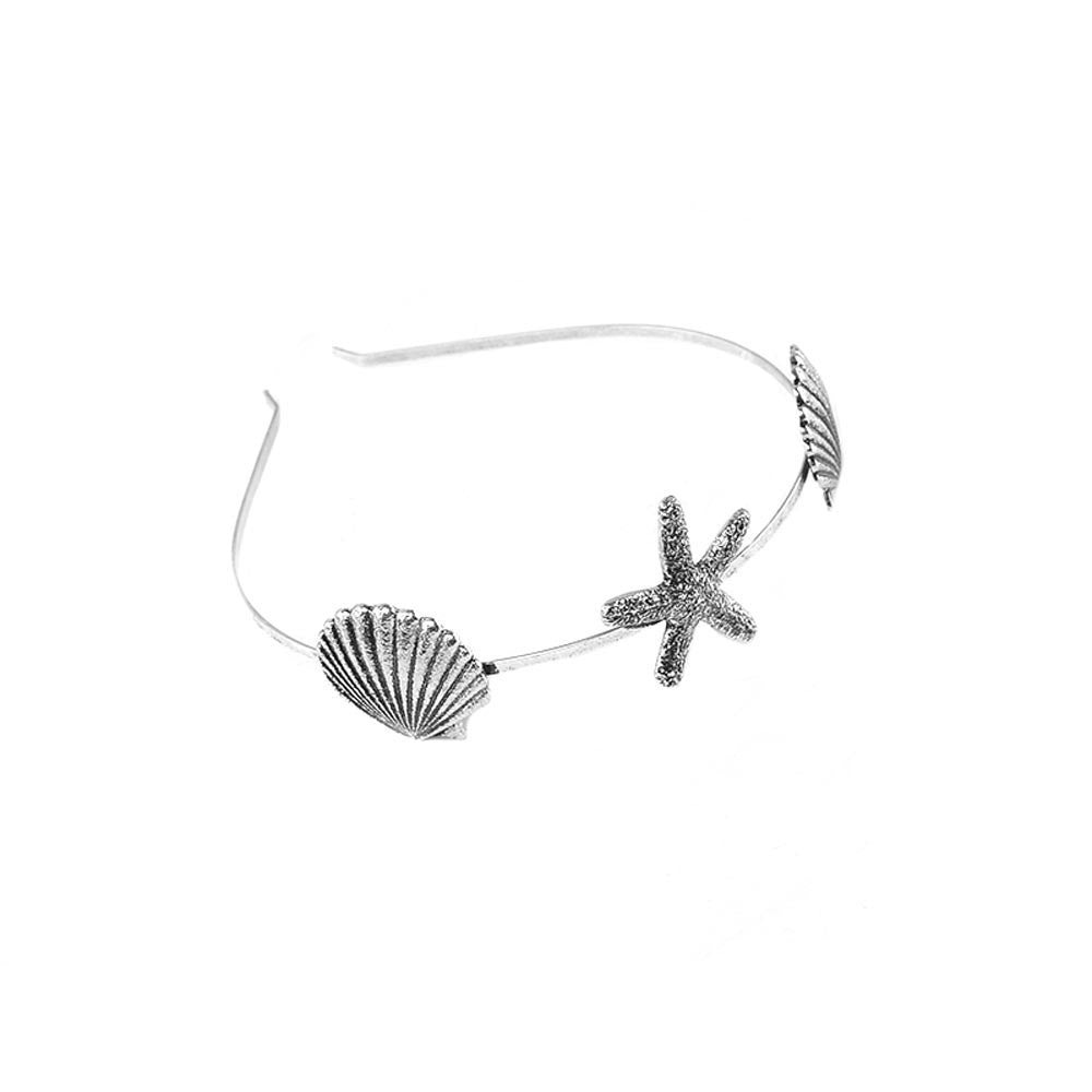 Fashion Starfish Alloy Necklace - All Things Jewelry