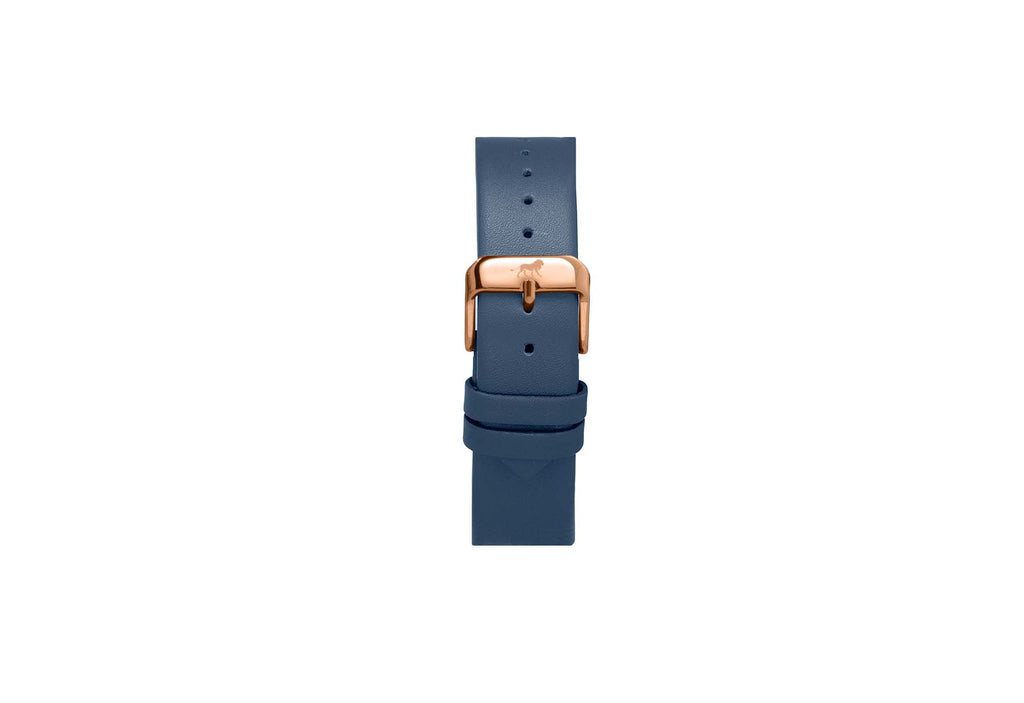 Navy blue band