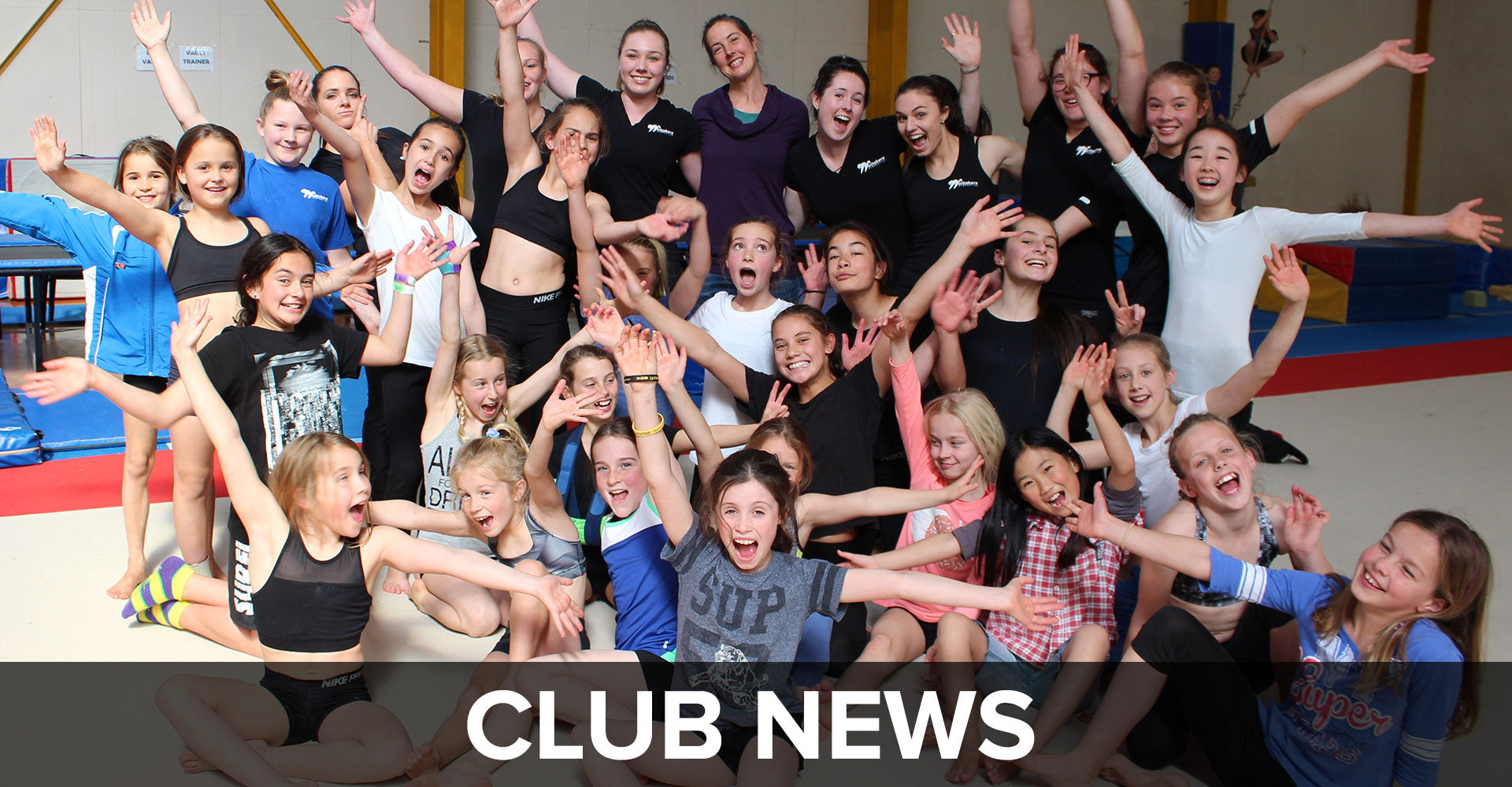 Club Newsletter - April 2018