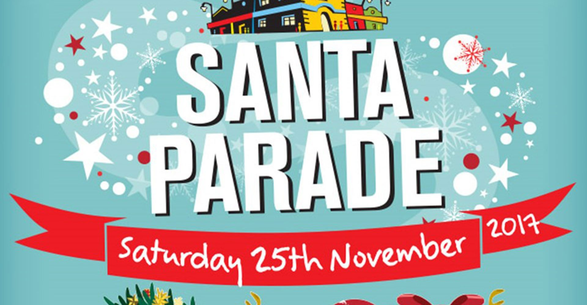 Blockhouse Bay Santa Parade 2017
