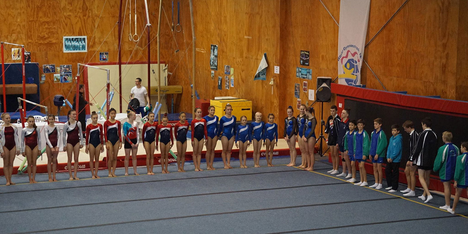 Waitakere Gymnastics Recreational Competition 17th September 2017