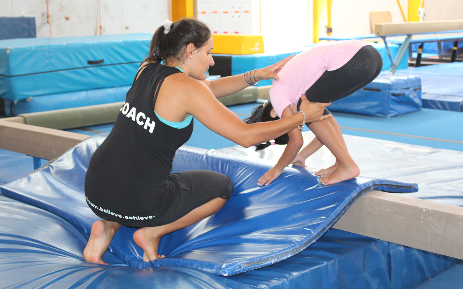 Waitakere Gymnastics Coaching