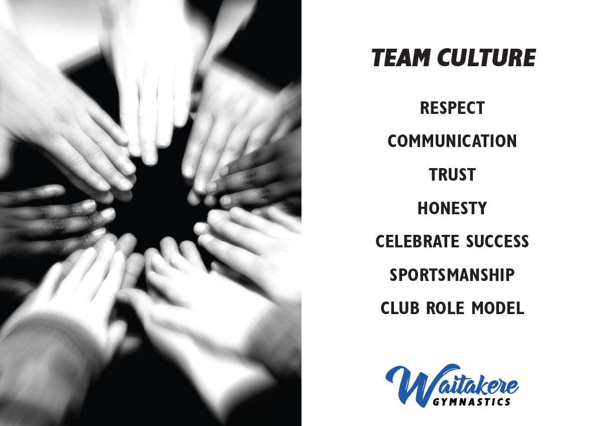 Club Values - Team Culture