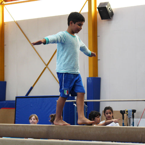 Beginner Boys Gymnastics Classes