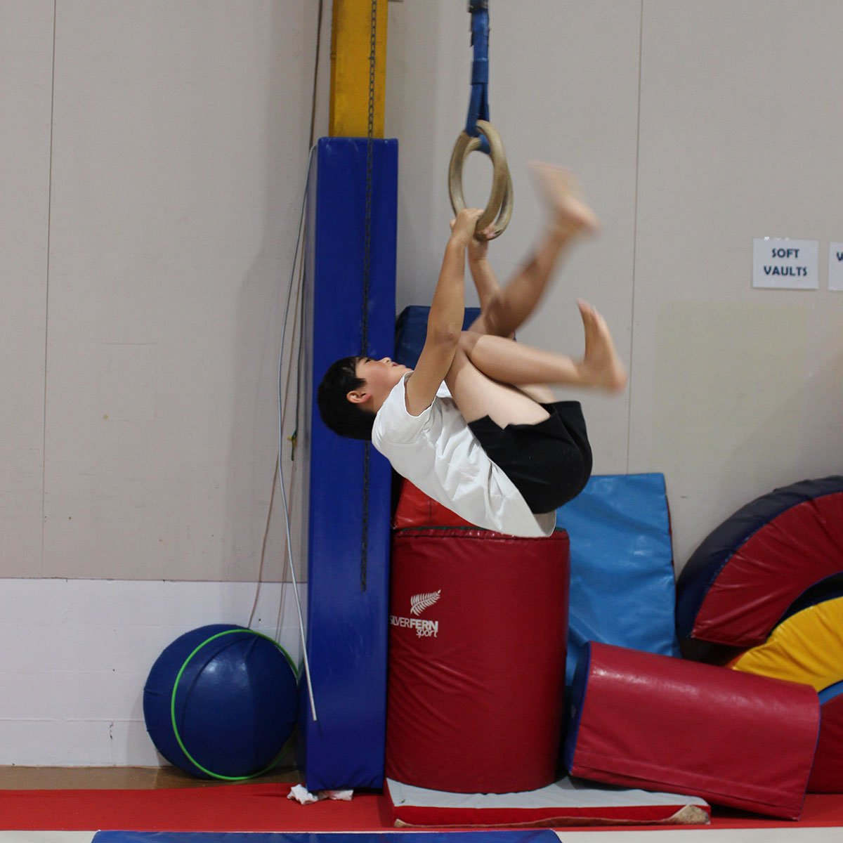 Boys Trial Day - MAG (Male Artistic Gymnastics)
